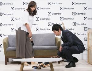 「エレクトロラックス・ベストクリーニスト賞2015」授賞式