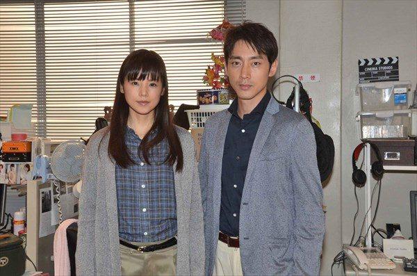 小泉孝太郎&小西真奈美が再会に感激『死の臓器』撮影現場レポート
