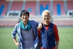 """桜井和寿(Mr.Children)とGAKU-MCによる音楽ユニット""""ウカスカジー"""""""