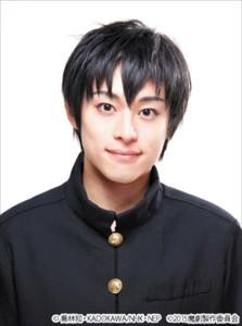 「魔劇『今日から(マ)王!』~魔王再降臨~」で渋谷有利を演じる聖也