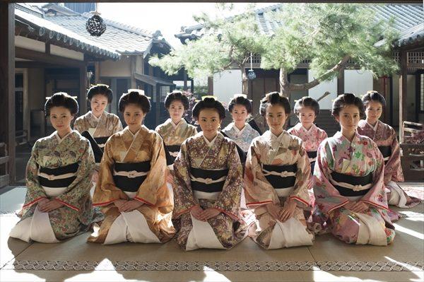 『花燃ゆ』7月12日(日)放送から大奥編へ!19日には乃木坂46・十福神も出演
