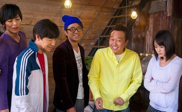 内村光良、さまぁ~ず&久保田悠来らが登場!映画「内さま」舞台挨拶決定