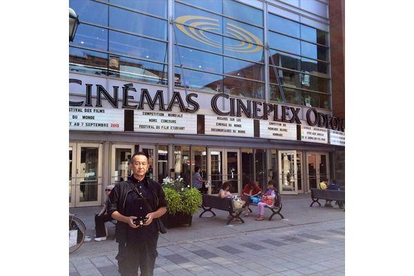 「at Home」モントリオール世界映画祭で「ここ数年の日本映画で1番」と高評価