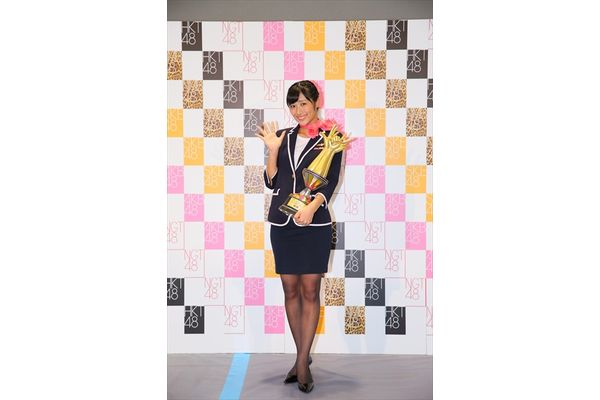 AKB48「第6回じゃんけん大会」女王の座はAKB48藤田奈那に!
