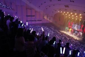 「BREAK OUT presents 幕末Rock 超超絶頂★雷舞」photo:WATAROCK/Yoshihito KOBA/Amiri Kawabe