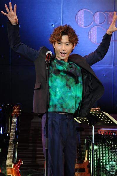 <p>川上大輔「BS12歌謡ナイト jazzyなライブショー」</p>