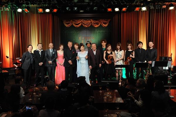 <p>「BS12歌謡ナイト jazzyなライブショー」</p>
