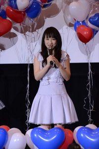 映画「プリパラ み~んなのあこがれ♪レッツゴー☆プリパリ」の初日舞台あいさつ
