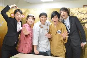蒼井翔太『モテ福』卒業イベント開催!滝口幸広ら出演陣が意気込み語る