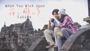 日本×インドネシア共同制作ドラマ『When You Wish Upon A Sakura ~桜に願いを~』