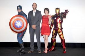 『シビル・ウォー/キャプテン・アメリカ』特別映像付きプレゼンテーション