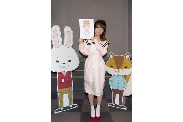 "AKB48・高橋みなみが愛猫""マンチカン""キャラに!『紙兎ロペ』で卒業企画コラボ"