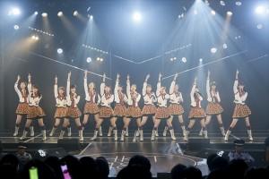 """HKT48劇場""移転記念特別公演"
