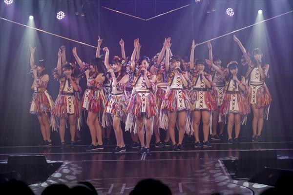 "<p>""HKT48劇場""移転記念特別公演(C)AKS</p>"