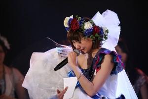 宮澤佐江SKE48劇場で最後の劇場公演