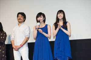NMB48山本彩&矢倉楓子が「香港国際映画祭」に初参加