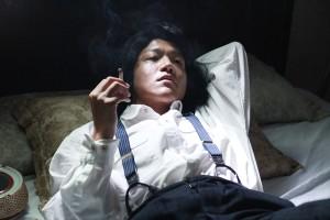 映画『夢二~愛のとばしり』