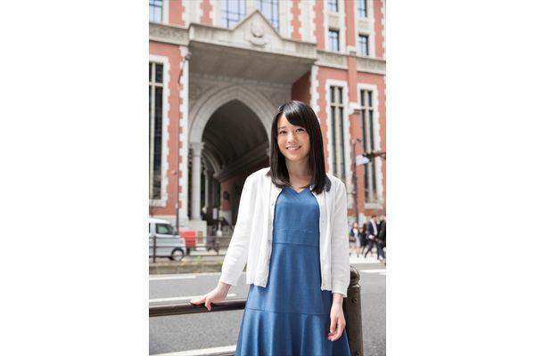 キットカット受験生応援キャラクター・桜井美南が慶應大生に!「キャンパスライフの経験をお芝居に生かしたい」