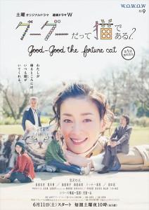 「連続ドラマW グーグーだって猫である2 -good good the fortune cat-」