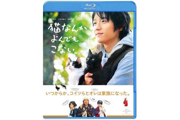 風間俊介主演「猫なんてよんでもこない。」DVD&ブルーレイ発売