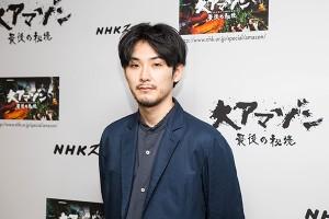 NHKスペシャルでナレーションに初挑戦する松田龍平