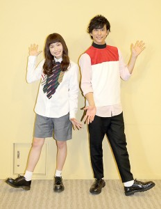 佐野岳&トミタ栞|TVLIFE Webインタビュー