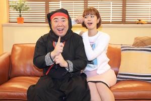 塚地武雅×佐谷戸ミナインタビュー|TVLIFE Web