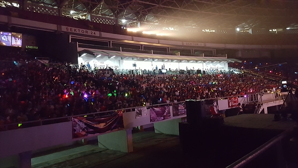 <p>JKT48選抜総選挙(c)JKT48project </p>