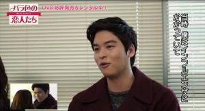 好評発売中「バラ色の恋人たち」イ・ジャンウ&ソナインタビュー映像!