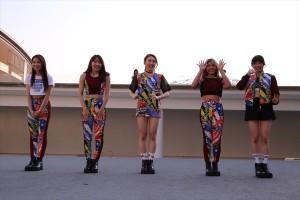 5人組ガールズグループ!CHERRSEEがデビューイベント開催!