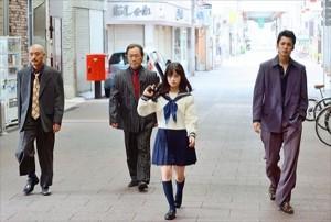 橋本環奈主演『セーラー服と機関銃-卒業-』ブルーレイ&DVD8・3発売