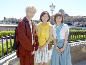 「東京ディズニーシー15周年特別番組 7つの海 ときめき旅」