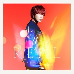 ユナクのニューアルバム「REAL」
