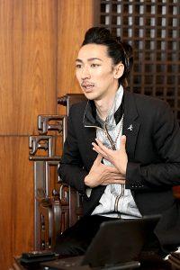 TAKAHIRO TVLIFE Webインタビュー