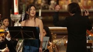 天使の歌声を持つ美しきクラシック界の歌姫、ソプラノ歌手・田中彩子の音楽生活に密着