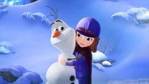 「アナ雪がいっぱい フローズン・サマー」