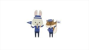 紙兎ロペが「お台場みんなの夢大陸2016」でSUBARUとコラボ!
