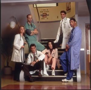 G・クルーニー出世作「ER緊急救命室」Dlifeで放送開始&見逃し配信も