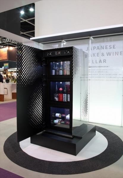 <p>中田英寿×SAKEプロジェクト 世界初の日本酒セラーをつくる</p>
