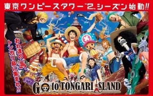 360ログシアター~The World of ONE PIECE