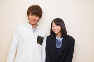 藤田富×武田玲奈|TV LIFE Webインタビュー