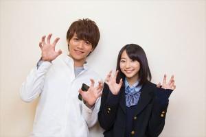 藤田富×武田玲奈 TV LIFE Webインタビュー