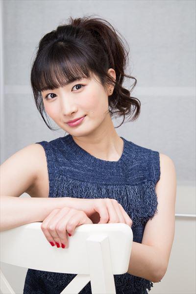 武田梨奈の笑顔画像