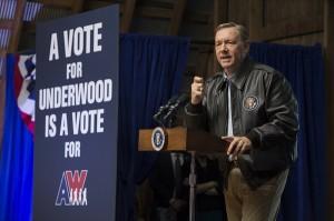 ケビン・スペイシー、米大統領選挙への出馬意思なし『ハウス・オブ・カード 野望の階段』