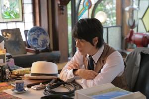 廣瀬智紀主演&主題歌担当!映画『探偵は、今夜も憂鬱な夢を見る。』17年春公開予定