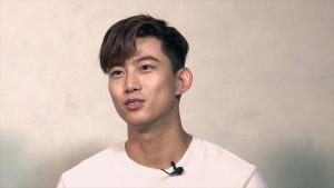 テギョン(2PM)インタビュー公開『ラスト・チャンス!~愛と勝利のアッセンブリー~』