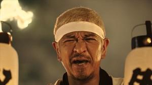松本人志出演の『タウンワーク』CM