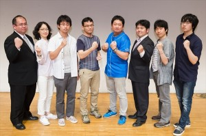 『KNOCK OUT(ノックアウト)~競技クイズ日本一決定戦~』決勝出場者