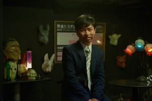 松田翔太主演『ディアスポリス』浜野謙太、柳沢慎吾ら主要キャスト&衝撃ビジュアルが解禁!