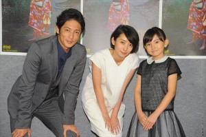 玉木宏、10歳の女優とのラブシーンに「どのさじ加減でやればいいのか…(笑)」